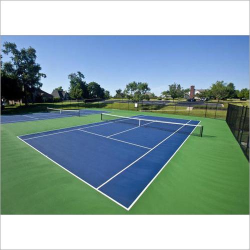 Tennis Surface Construction