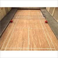 Badminton Wooden Flooring