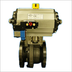 Heavy Duty Wafer Ball Valves