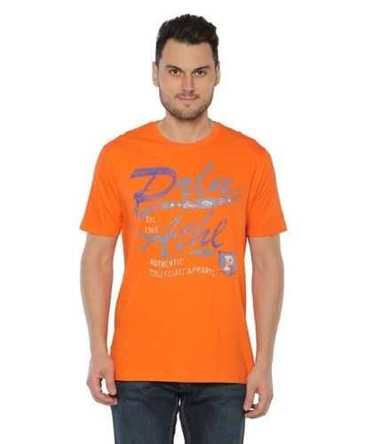 Round neck Mens T-shirt