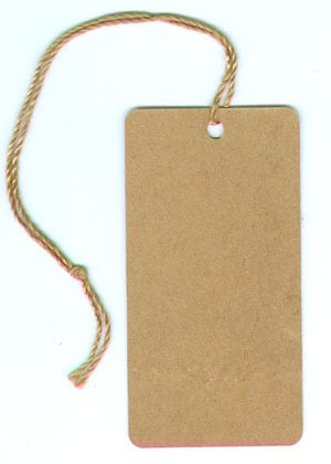 Clothes Tags