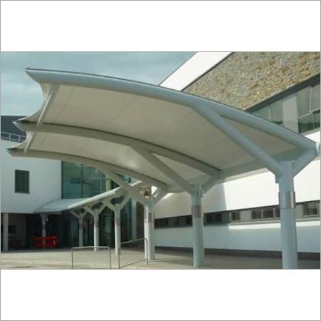 Entrance Tensile Structure