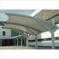 Entrance Tensile Structure