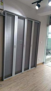Flexi Pleated Screen
