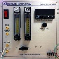 Helium Purity Meter Tester