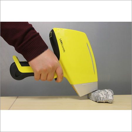 Truex Hand- Held Alloy Analyzer