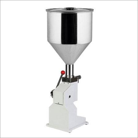 Manual Filling Machine For Filling Of Liquid & Cream
