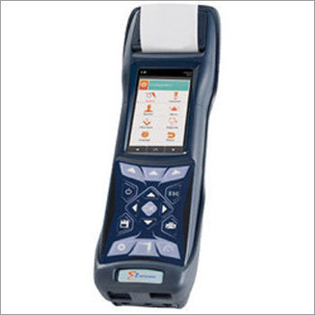 E4500 Portable Emission Analyzer