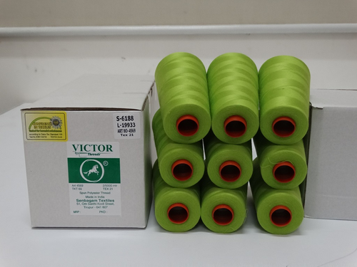 Spun Polyester Sewing Thread in Tiruppur