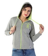 Ladies Zip Hoodies