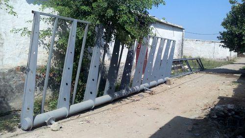 Steel Bus Shelter