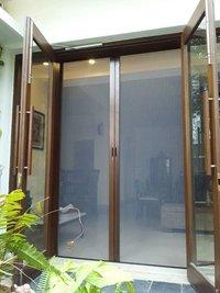 Mosquito Netted Doors