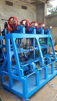 Four Head Double Paper Covering Machine