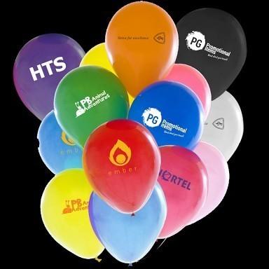 Latex Balloons Printed