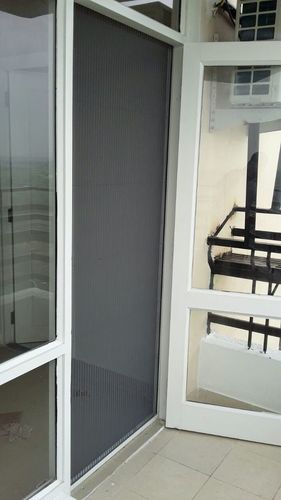 Mesh Screen Door