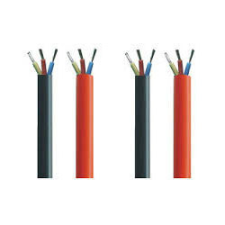 Silicon Cable With Fg Braided
