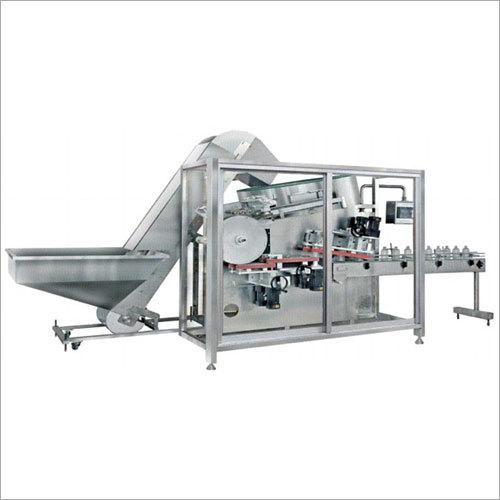 Bottle Unscambler Machine