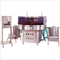 High Speed Rotary Rinsing Machine