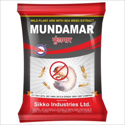 Mundamar (Herbal Pesticide+Bio Stimulant)