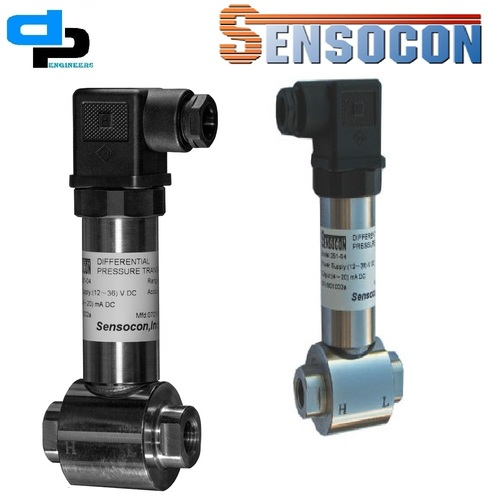 Sensocon USA Wet/Wet Differential Pressure Transmitter Series 251-01