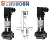 Sensocon USA Wet/Wet Differential Pressure Transmitter Series 251-05