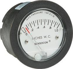 Miniature Low Cost Differential Pressure Gauge Series Sz 5000
