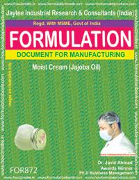 Moist Cream (Jajoba oil)