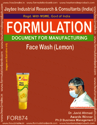 Face Wash (Lemon)