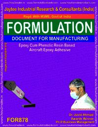 Epoxy Cum Phenolic Resin Based Aircraft Epoxy Adhesive