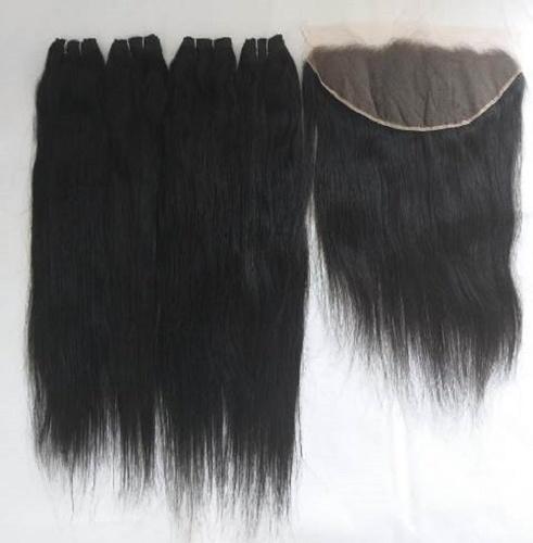 Natural Indian Temple Hair