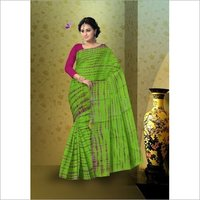 Shibori Print Ladies Cotton Saree