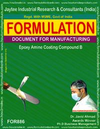Epoxy Amine Coating Compound B Formulation