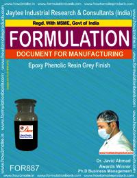 Epoxy Phenolic Resin Grey Finish Formulation