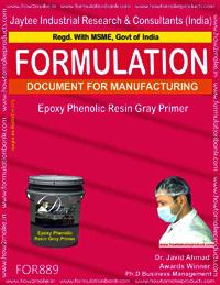 Epoxy Phenolic Resin Grey Primer Formulation