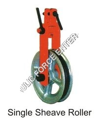 Single Sheave Roller