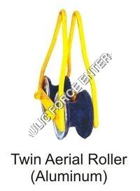 Twin Aerial Roller Aluminum