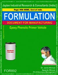 EPOXY–PHENOLIC PRIMER VEHICLE FORMULATION