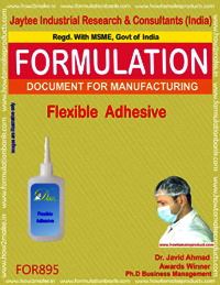 Flexible Adhesive Formulation