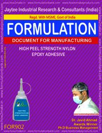High Peel Strength Nylon Epoxy Adhesive