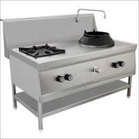 SS Chinese Cooking Range