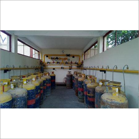 kitchen Gas Bank
