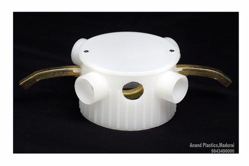 PVC Fan Box (Square Rod)