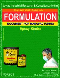 Epoxy Binder Formulation