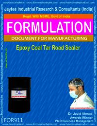 Coal Tar Road Sealer Formulation