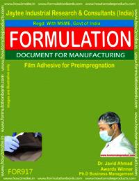 Film Adhesive for Preimpregnation
