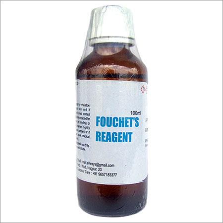 Fouchets Reagent