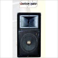 DJ Speaker Box 15''