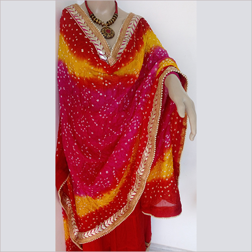 Shaded Dupatta