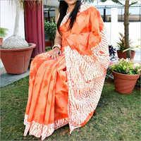 Light Color Cotton Saree