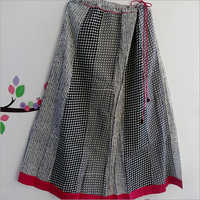 Women Cotton Skirt